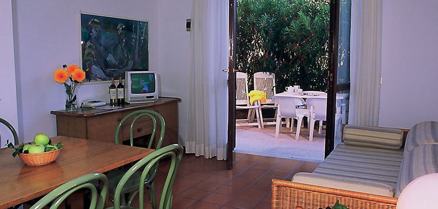 Apartments Poiano, Garda, Lake Garda, Italy - lounge.jpg